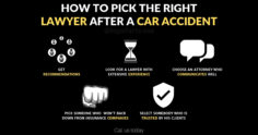 How To Pick The Right Lawyer After A Car Accident