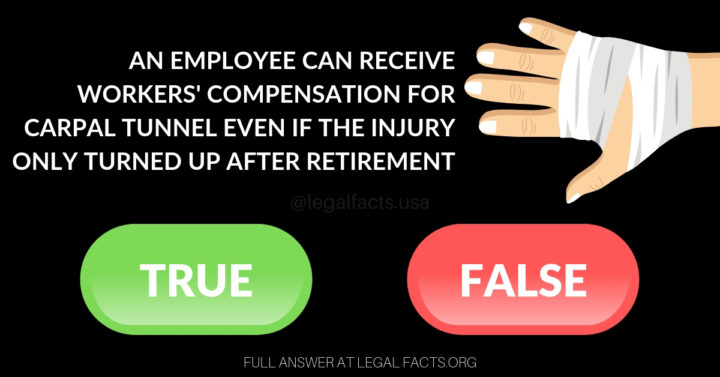 Carpal Tunnel Is Usually Work-Related! Can You Get Work Comp Benefits?